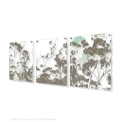 tree perspex art signarture braidwood