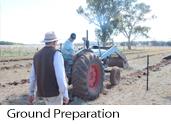 ground preparation