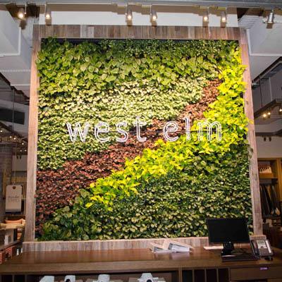 green wall gsky versa wall