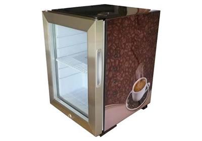 coffee machine fridge