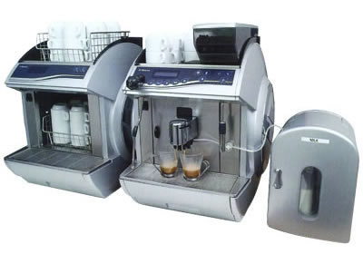 saeco idea cappuccino machine