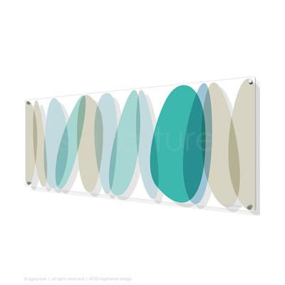 abstract perspex art signarture lhotse