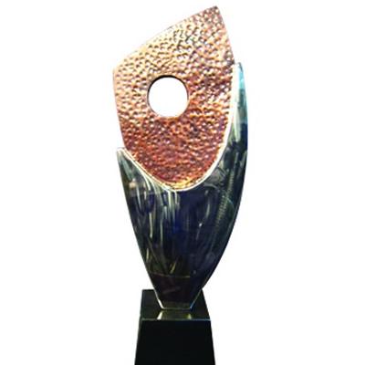 sculpture YIELD